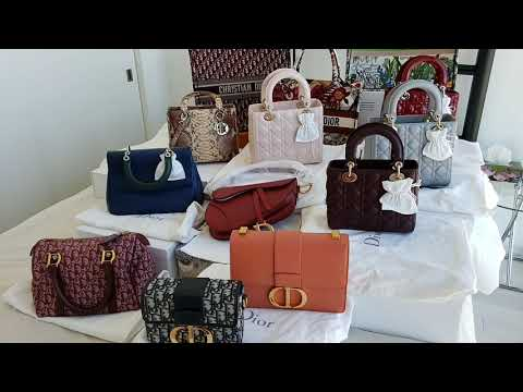 WARNING! Dior PRICE INCREASE Upcoming 2 July 2020 And My ENTIRE Dior Bags Collections #ladydior