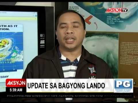 Signal no. 2, 1, nakataas sa ilang bahagi ng Northern Luzon