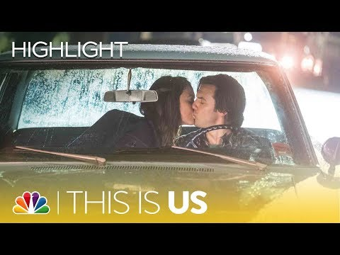 Jack and Rebecca's First Kiss - This Is Us (Episode Highlight)