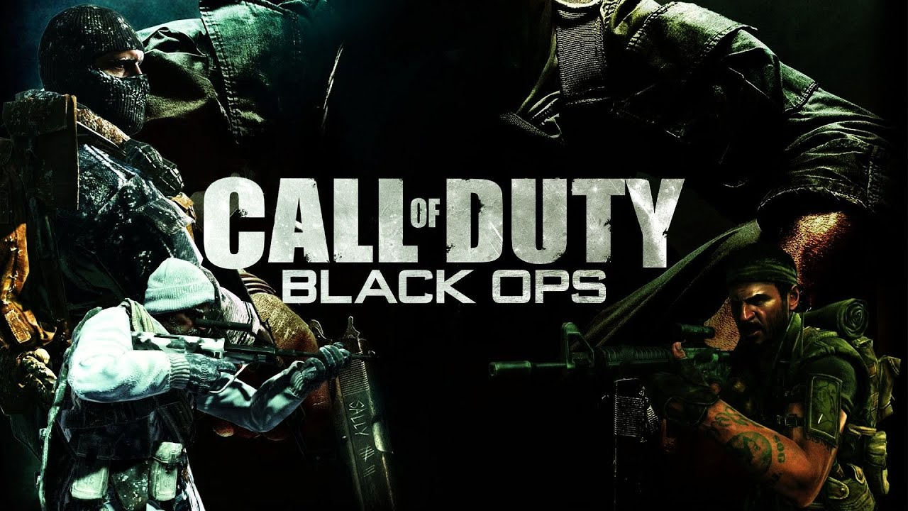 Call Of Duty Black Ops 1 Gameplay On A Low End PC