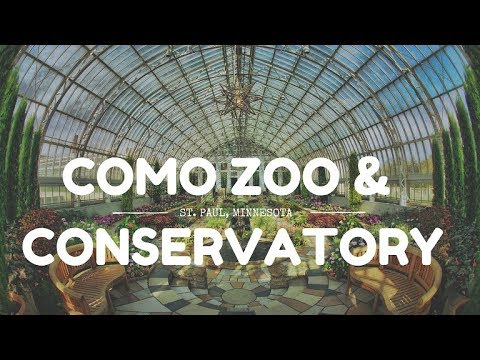 Como Zoo and Conservatory in Saint Paul MN