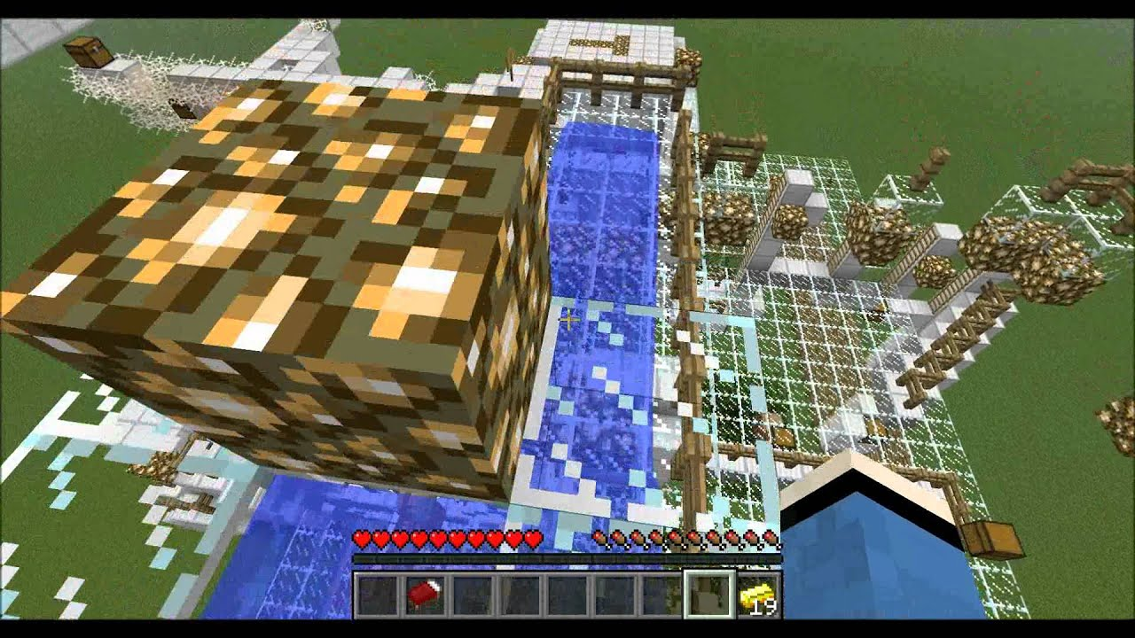 Minecraft | POLICE STATION MISSION | Custom Mod Adventure ...