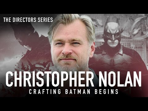 Christopher Nolan: Crafting Batman Begins  (The Directors Series) - Indie Film Hustle