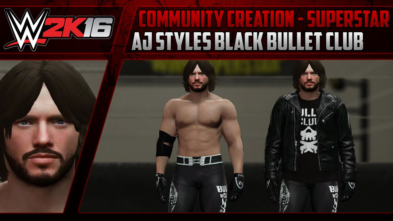 how to make aj styles on roblox