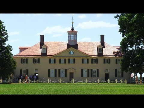 Mount Vernon and Old Town Alexandria Half-Day Trip from Washington DC