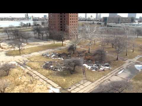 Brewster housing projects (Detroit, Mi. Demolished)
