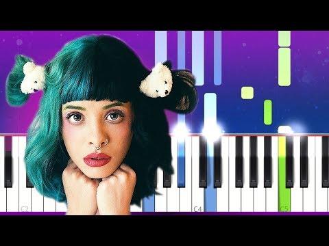 Melanie Martinez - Teacher's Pet (Piano Tutorial)