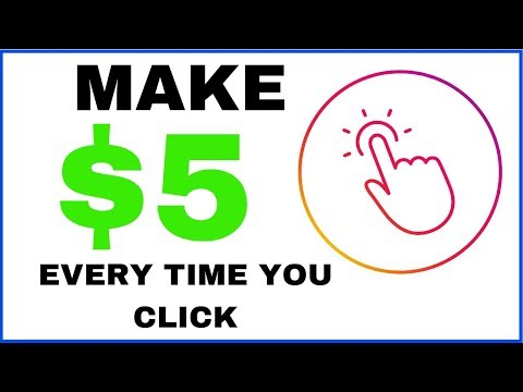 Make $5.00 Each Time You Click! (It's Working)