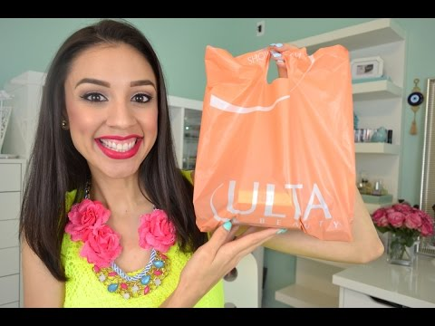 Beauty Haul | Ulta 20% Coupon Madness Extravanganza!