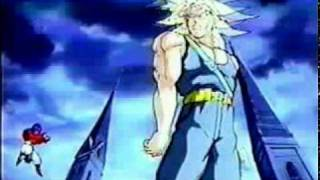 Dragonball Z - Linkin Park - Paper Cut - Trunks Rage .mpg