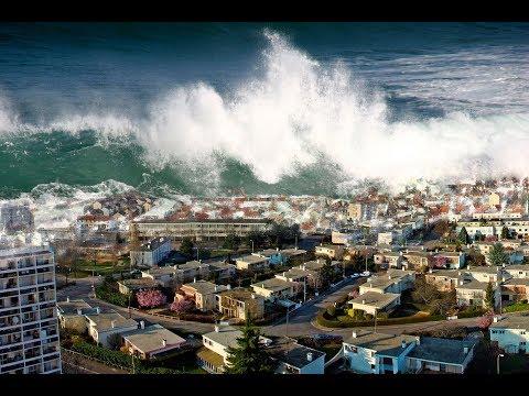 ТОП-3 цунами, пойманных