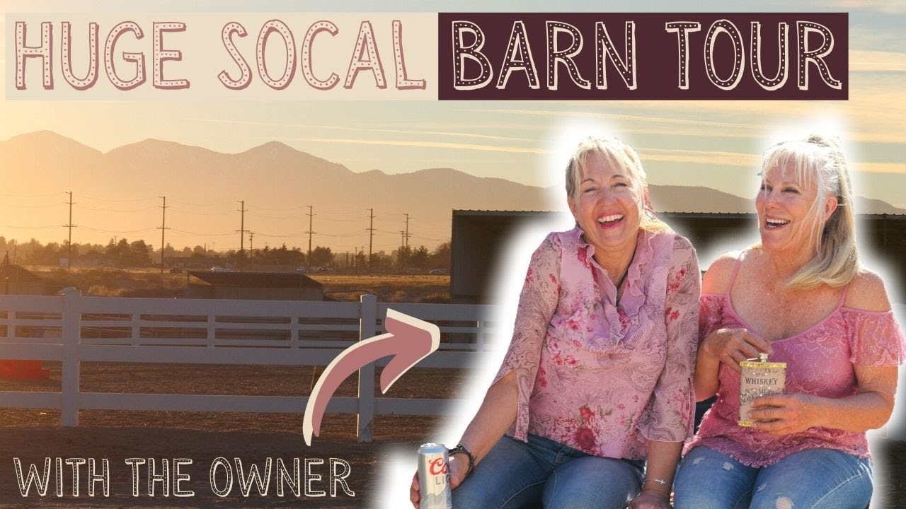 ONE TOO MANY - Equestrian Barn Tour