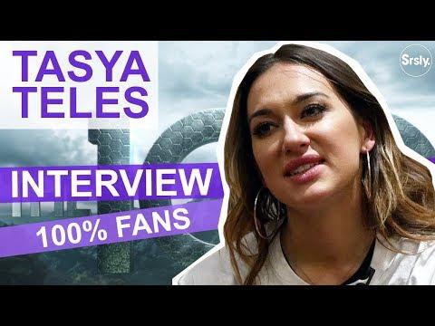 The 100   100%  : Tasya Teles