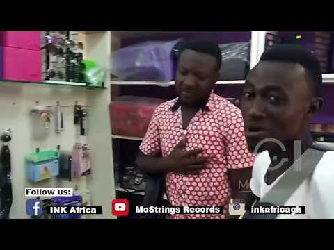 INK Africa Valentines day surprise @ Niiney Beauty Store