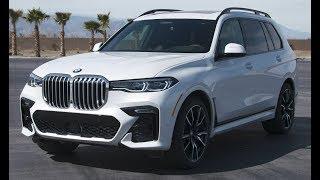 2019 BMW X7 xDrive50i – Ultra-Luxury Full Size SUV