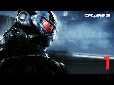 Прохождение Crysis 3 — Часть 1: Постчеловек