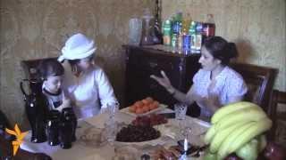"""Фирӯза Ҳафизова: """"Аз аввал оила ва фарзанд, баъд саҳна"""". (Firuza Hafizova)فیروزه حفیظوفا"""