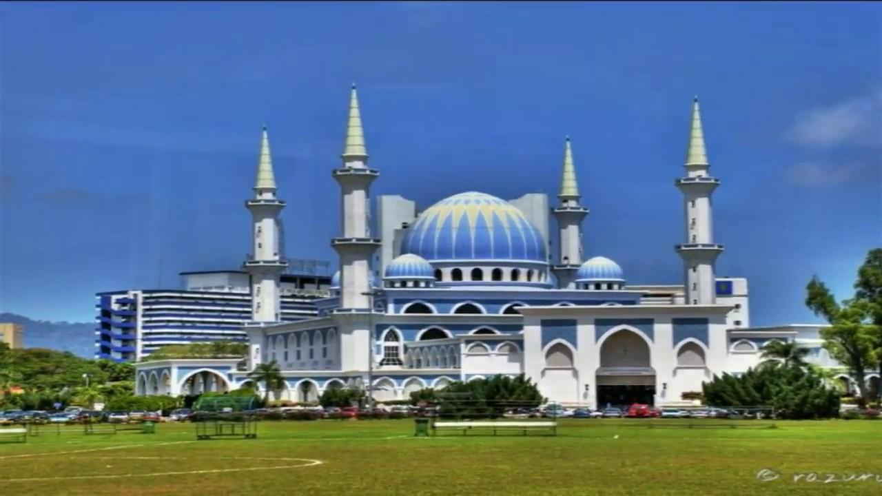30 Masjid Terindah Di Dunia Youtube