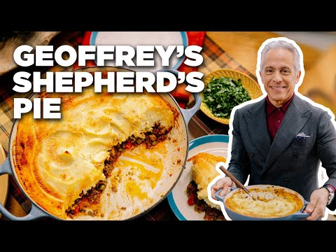 Geoffrey's Mom's Famous Shepherd's Pie Recipe | Food Network