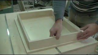 Бюджетный шкаф с филёнками из фанеры своими руками. Сделай сам.