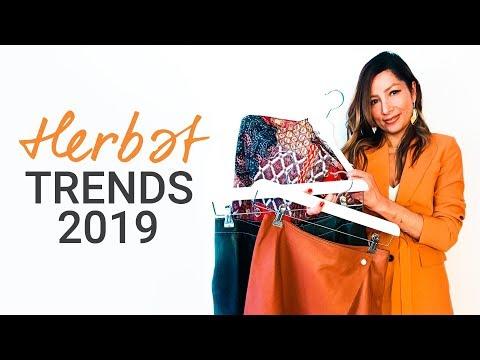 Trend-Vorschau: Die Top 8 Modetrends Herbst Winter 2019, und wie man sie trägt   natashagibson