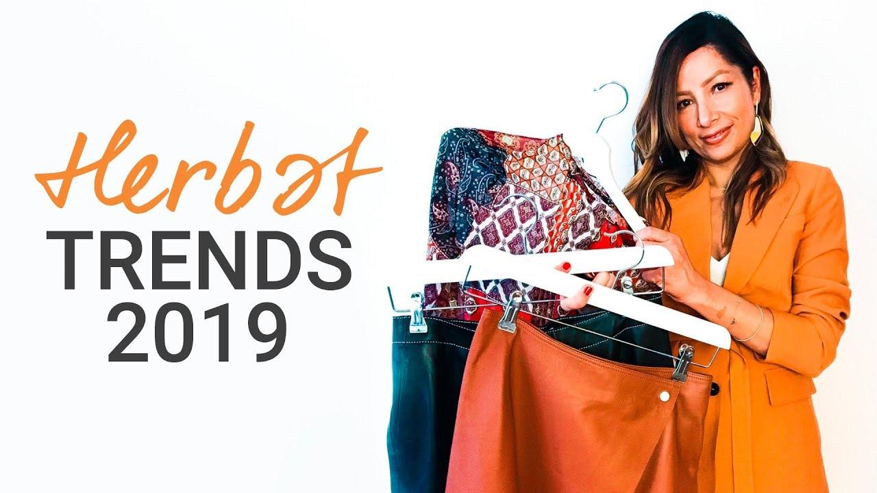 Herbst und Winter Trends 2019 | Fashiioncarpet