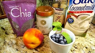 Chia Pudding Recipe And Benefits Of Chia Seeds - Asimplysimplelife