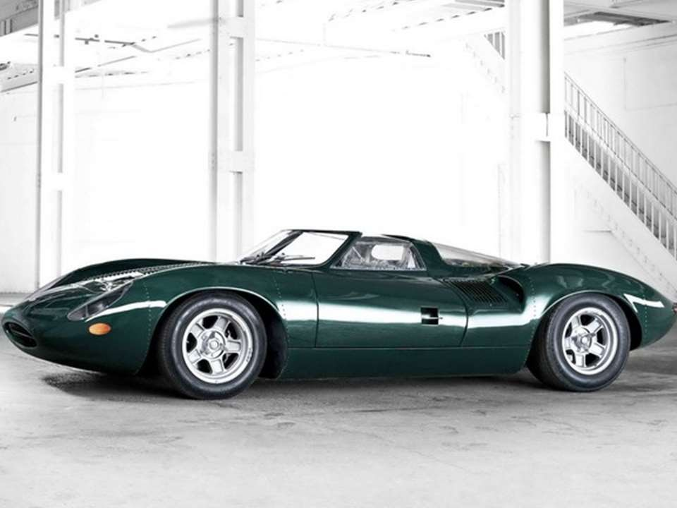 Elegant Jaguar Xj13 V12 Sports Racer 1966 (Prototype Car)   YouTube