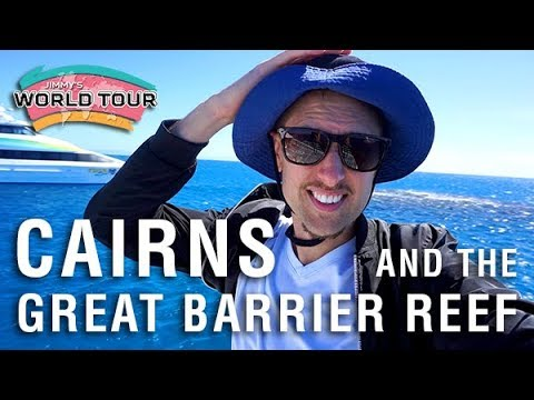 TOUR Cairns and the Great Barrier Reef, Queensland, Australia