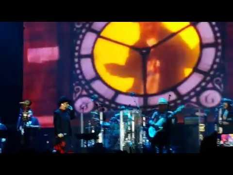 Boy George, Culture Club: Time (Clock of the Heart) 2017-11-07 Tel-Aviv, Israel
