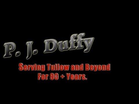PJ Duffy Drapery & Millinery, Tullow, Co. Carlow, Ireland.  The Movie Trailer.