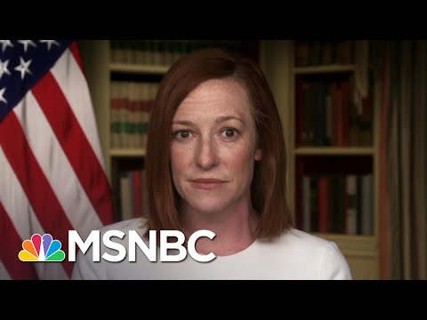 Jen Psaki: Biden Is 'Not New To The Issue Of Gun Violence' | The Last Word | MSNBC