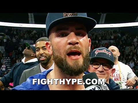 Caleb Plant: I Want David Benavidez, I'm Tired of Waiting!