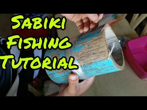 How To Make A Cheaper Sabiki Handline Fishing | Tutorial Fishing