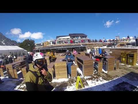 Day 1 Andorra Snow 2018