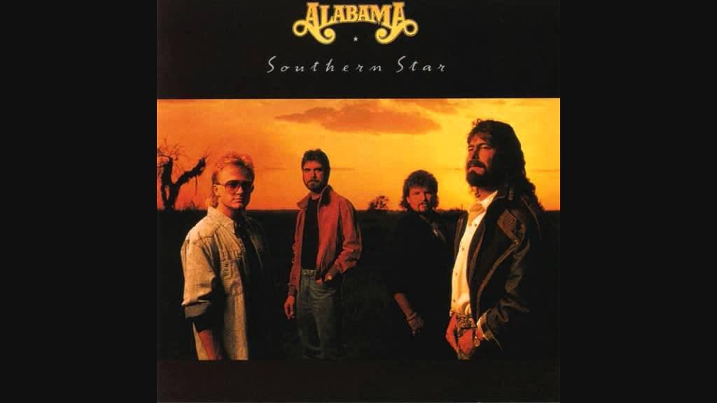 ALABAMA - SONG OF THE SOUTH LYRICS