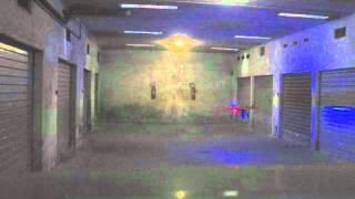 Test N.2 sistema controllo distanza ostacoli per anticollisione