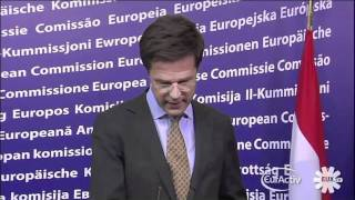Thesis 7 - Video clip Rutte in English