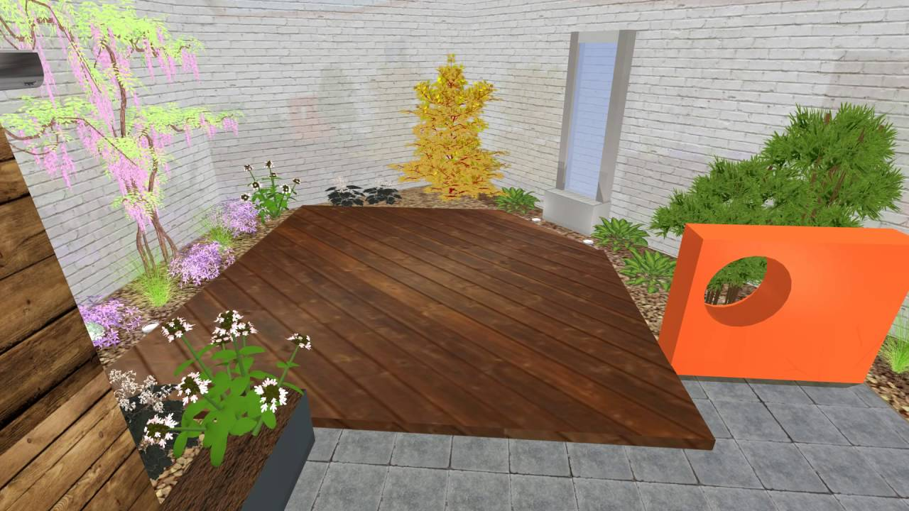 Conception jardin 3d gratuit affordable amenager son for Conception jardin 3d gratuit
