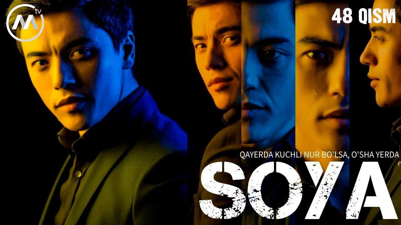 Soya | Соя (milliy serial 48-qism)