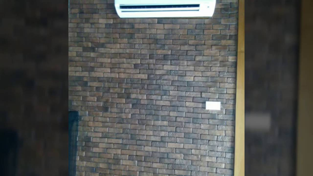 Front Elevation Tiles Catalogue : Wall cladding tiles elevation youtube