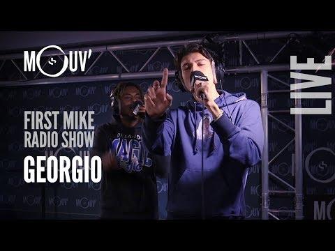Youtube: Georgio:«Monnaie» (Live @Mouv' Studios)