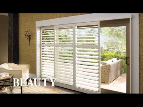 Bernards Blinds Presents Palm Beach Shutters By Hunter