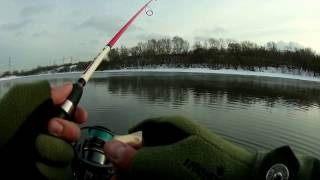 Рыбалка в Братеево или Где рыба?! часть 2.