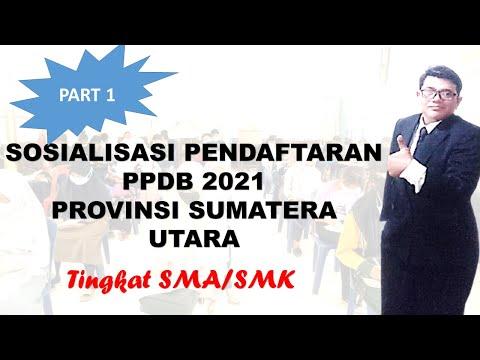 SOSIALISASI PENDAFTARAN PPDB 2021 (PART 1) | SOCIALIZATION OF PPDB REGISTRATION IN 2021 (PART 1)