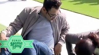 Seru! Rizky Ridho, Raffi, Gigi Nyobain Air Wheel  - Rumah Mama Amy (2/3)