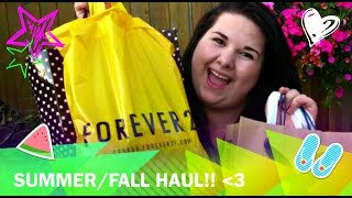 Summer/Start of Fall Haul Thumbnail