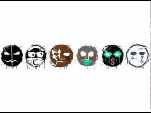 Hollywood Undead - No.5 (Sped Up)