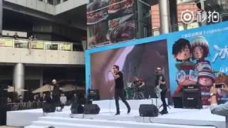 Simple Plan - The Heroes (Live at Snowtime Pocket Show in Shenzhen, China)