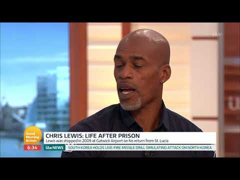 Chris Lewis: Life After Prison | Good Morning Britain